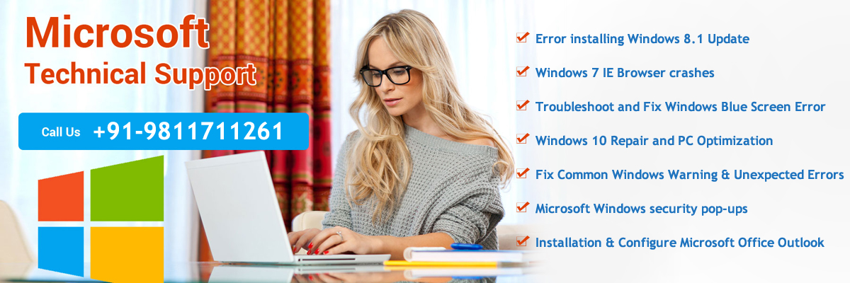 Tech support for microsoft windows security | business services in.